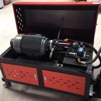 máy duỗi sắt GT4- 12